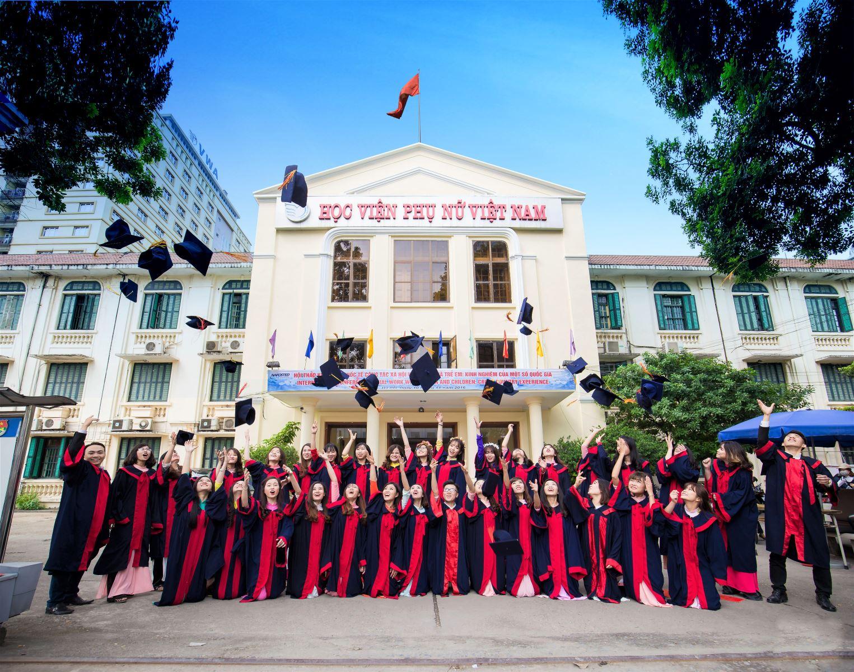 Học viện Phụ nữ Việt Nam tuyển dụng 18 cán bộ, giảng viên năm 2021