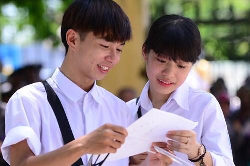 Chính sách ưu tiên trong công tác tuyển sinh ĐH 2017