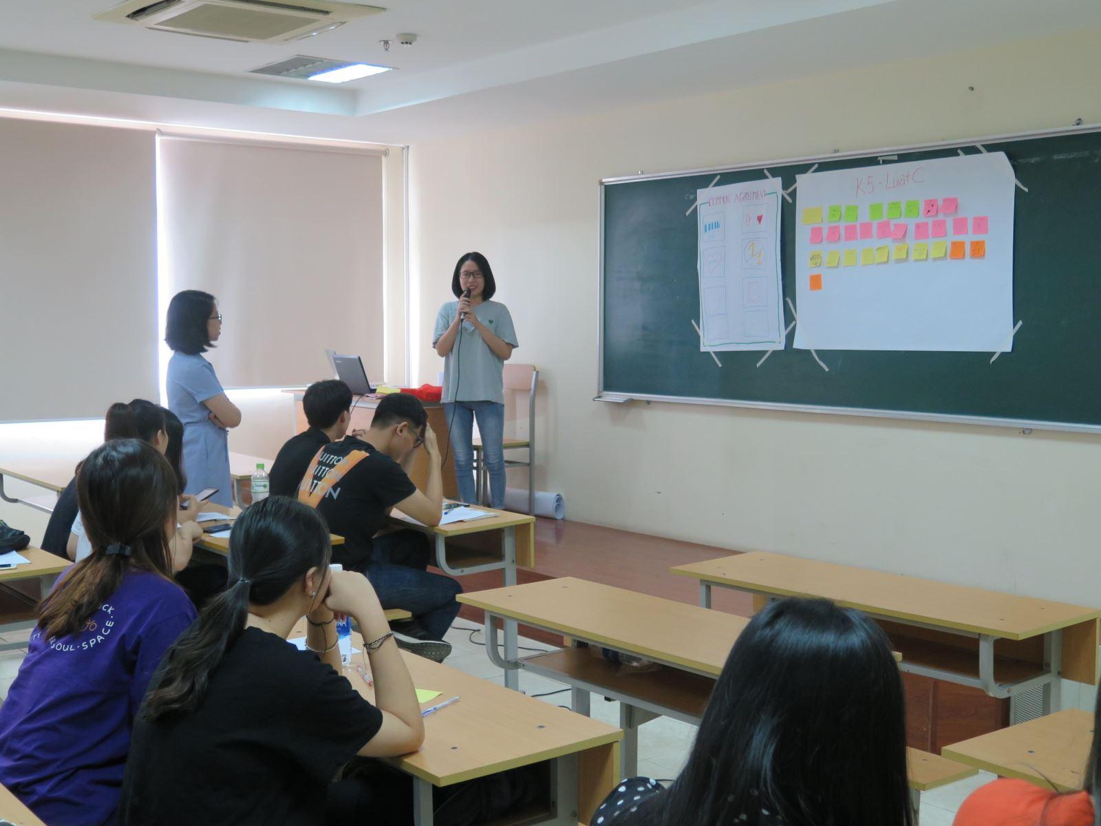 Học viện Phụ nữ Việt Nam tổ chức tuần học kỹ năng mềm dành cho sinh viên