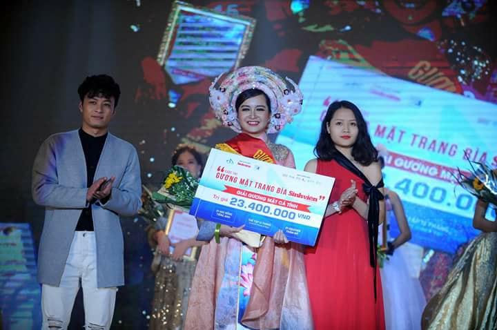 Gala chung kết cuộc thi Gương mặt trang bìa, Báo Sinh viên Việt Nam năm 2017