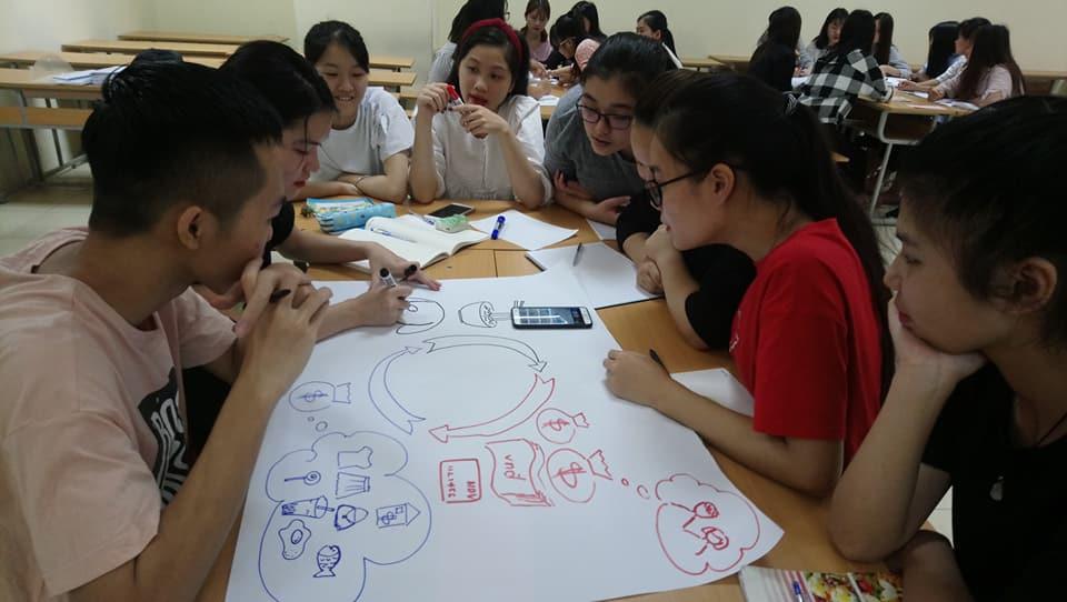 Học viện Phụ nữ Việt Nam tổ chức tuần học kỹ năng mềm cho sinh viên