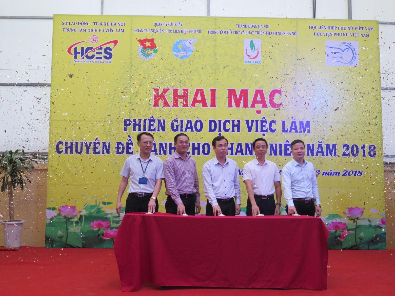 Học viện Phụ nữ Việt Nam phối hợp tổ chức