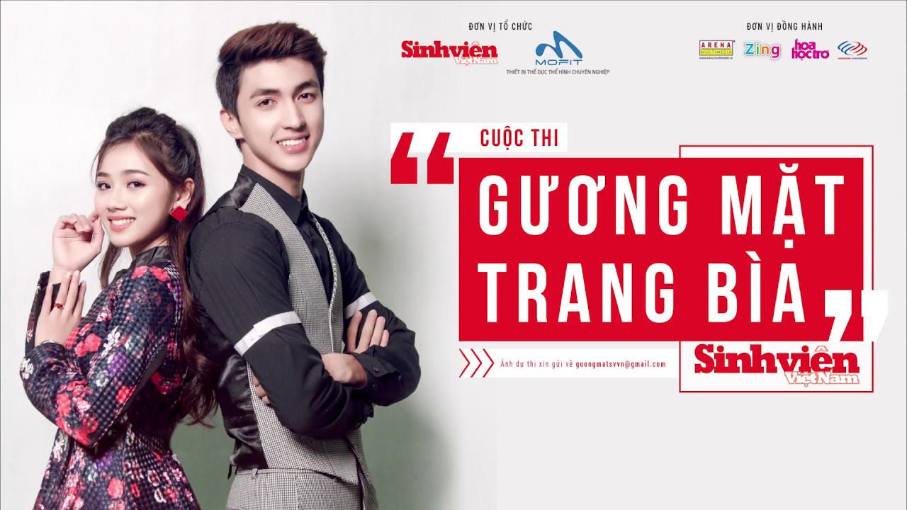 Cuộc thi ảnh Gương mặt trang bìa báo Sinh Viên Việt Nam 2017