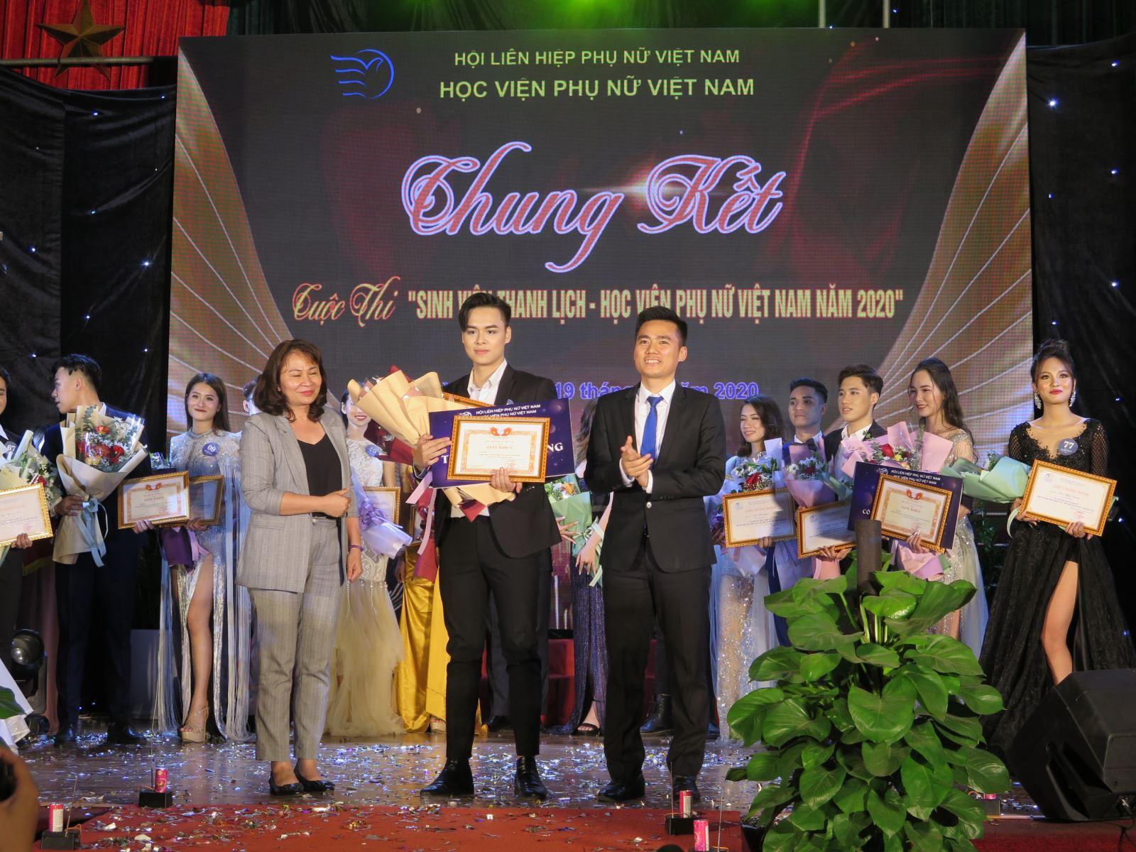 6 tiết mục tài năng đêm Chung kết sinh viên thanh lịch năm 2020