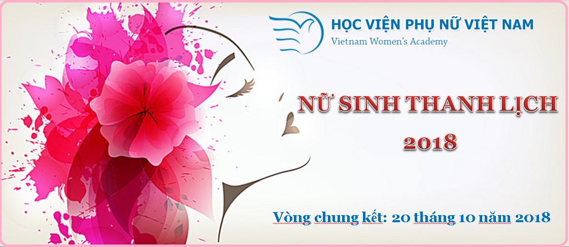 Kế hoạch tổ chức cuộc thi Nữ sinh thanh lịch 2018