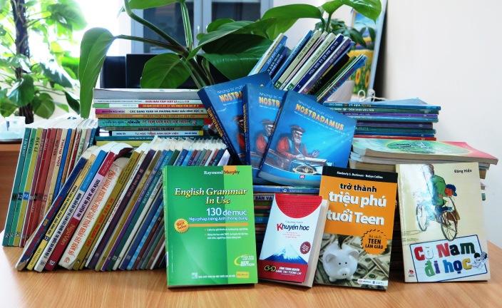 Học viện Phụ nữ Việt Nam hưởng ứng Ngày sách Việt Nam lần thứ 3