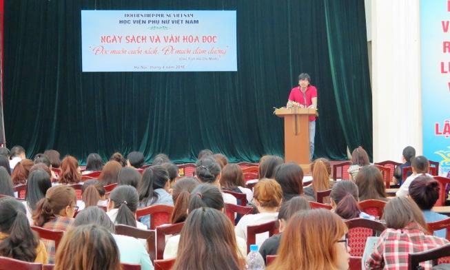 Tọa đàm Ngày sách và Văn hóa đọc