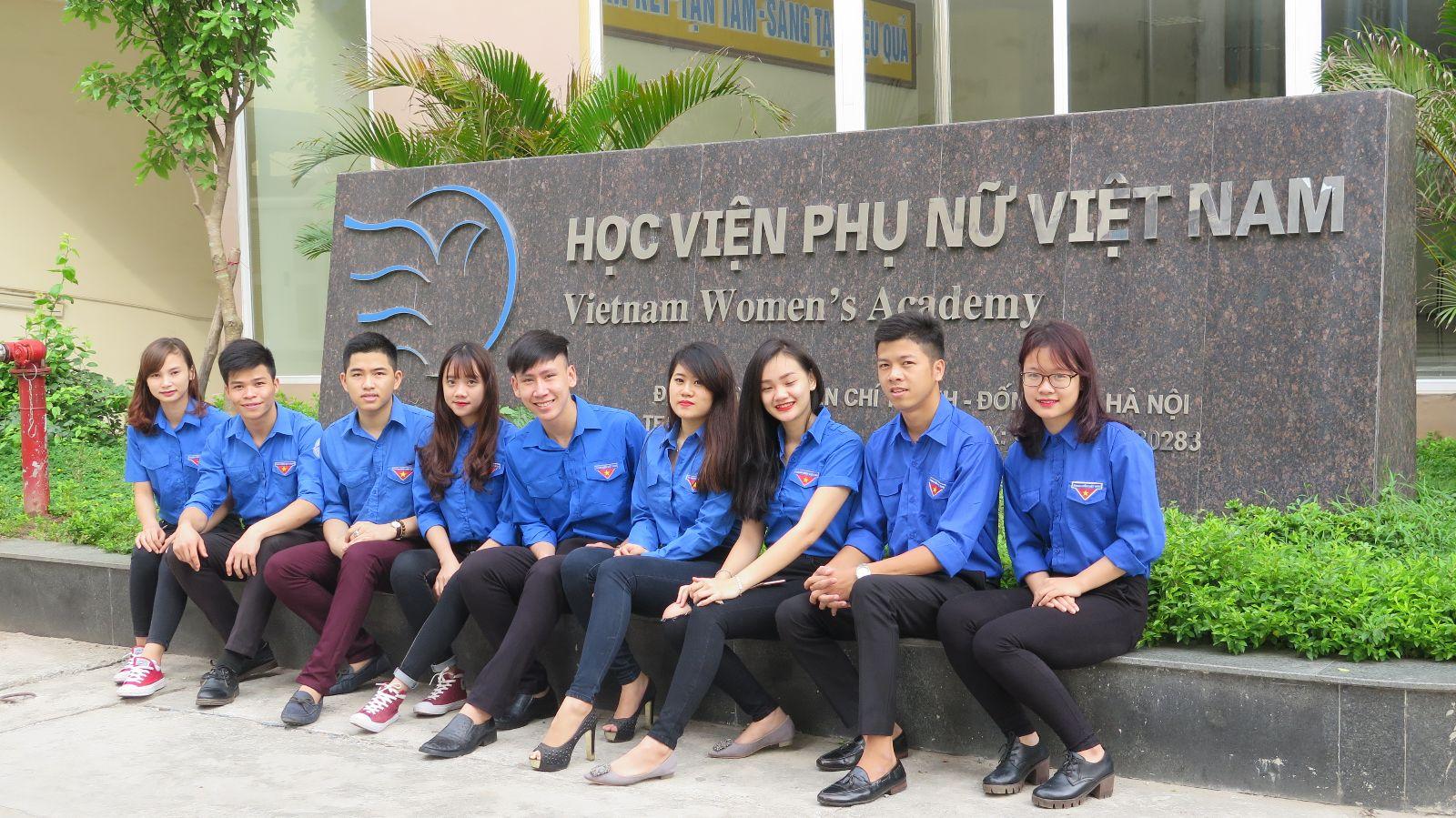 Ký túc xá khang trang, hiện đại phục vụ học tập, sinh hoạt của sinh viên Học viện Phụ nữ Việt Nam