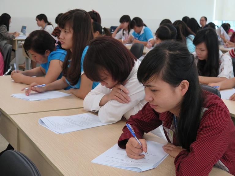 Dự án đào tạo nguồn nhân lực nữ chất lượng cao