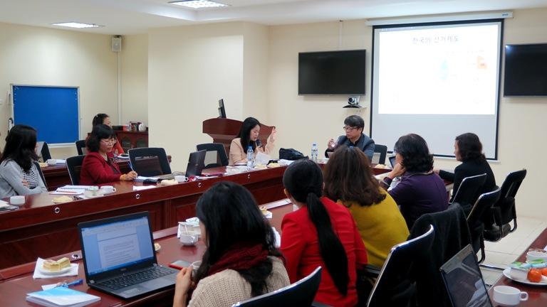 """Học viện Phụ nữ Việt Nam tổ chức Hội thảo về Kế hoạch đào tạo nguồn nhân lực nữ chất lượng cao giai đoạn 2016-2020 ở miền Bắc Việt Nam"""""""