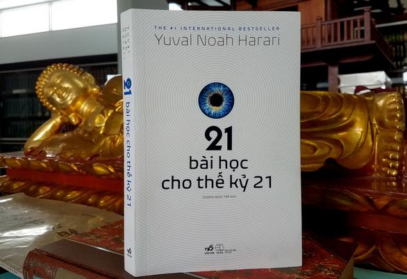 Giới thiệu sách: 21 bài học cho thế kỷ 21: cuốn sách được chờ đợi trong năm