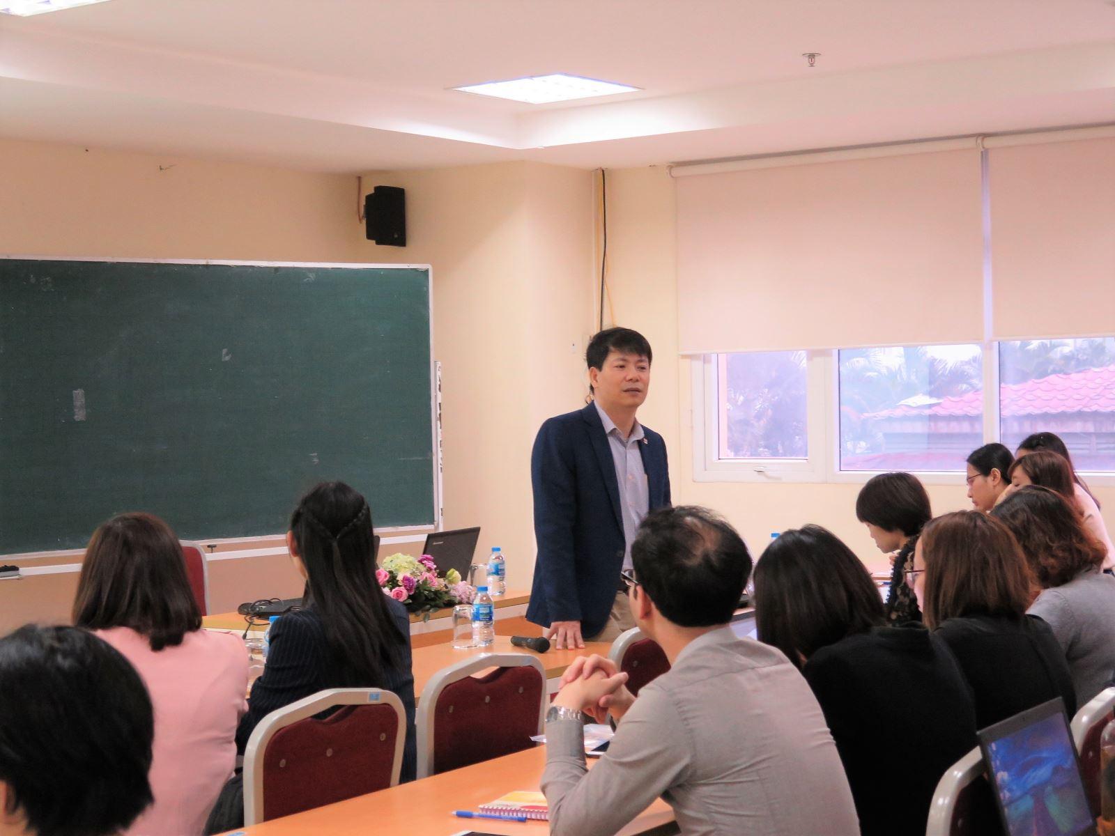 Học viện Phụ nữ Việt Nam tổ chức  khóa tập huấn: Truyền thông trên mạng xã hội