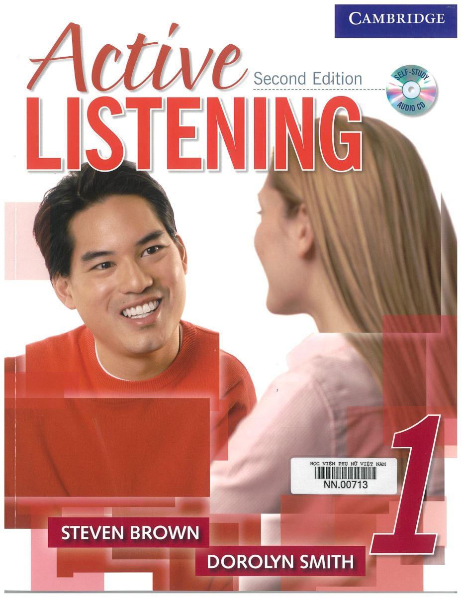 Giới thiệu sách: : Active Listening 1