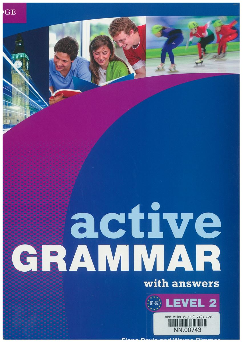 Giới thiệu sách:  Active grammar level 2 with answers