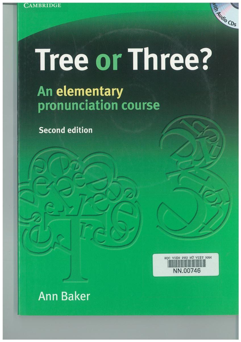 Giới thiệu sách: Tree or three