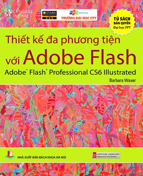 Giới thiệu sách: Thiết kế đa phương tiện với Adobe Flash