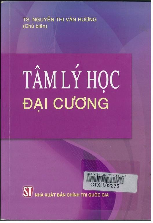 Giới thiệu sách: Tâm lý học đại cương