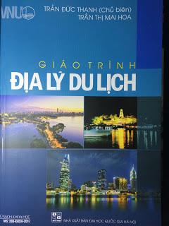 Giới thiệu sách:Giáo trình Địa lý du lịch