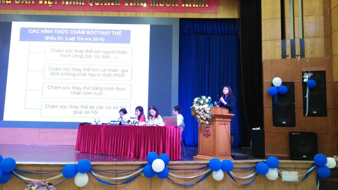 """Hội thảo: """"Gắn kết cộng đồng vì sự phát triển của trẻ mầm non"""""""