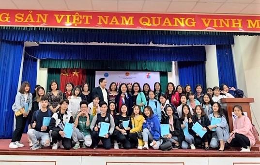 Giới thiệu về khoa Công tác xã hội, HVPNVN
