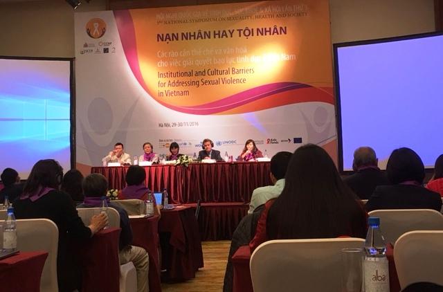 Hội nghị Quốc gia về Tình dục, Sức khỏe và Xã hội lần thứ 3 tổ chức tại Hà Nội