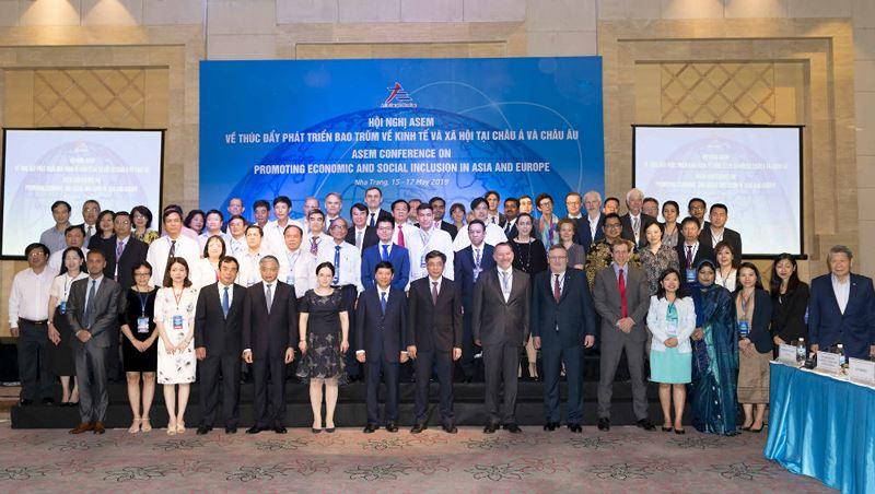 Hội nghị ASEM và nỗ lực thúc đẩy phát triển kinh tế, xã hội