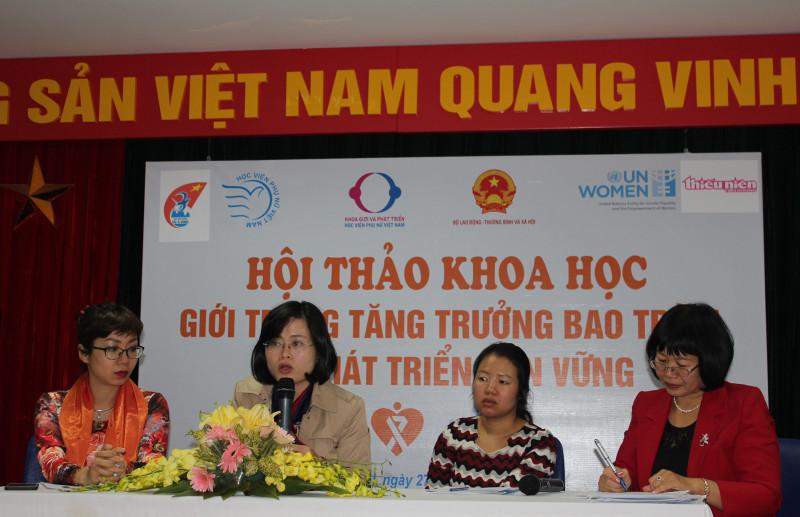Báo Phụ nữ Việt Nam: Hội LHPNVN có 35.000 địa chỉ tin cậy hỗ trợ nạn nhân bị bạo lực