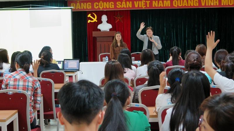 Vietnamnet: Học viện Phụ nữ Việt Nam tuyển sinh ĐH năm 2016
