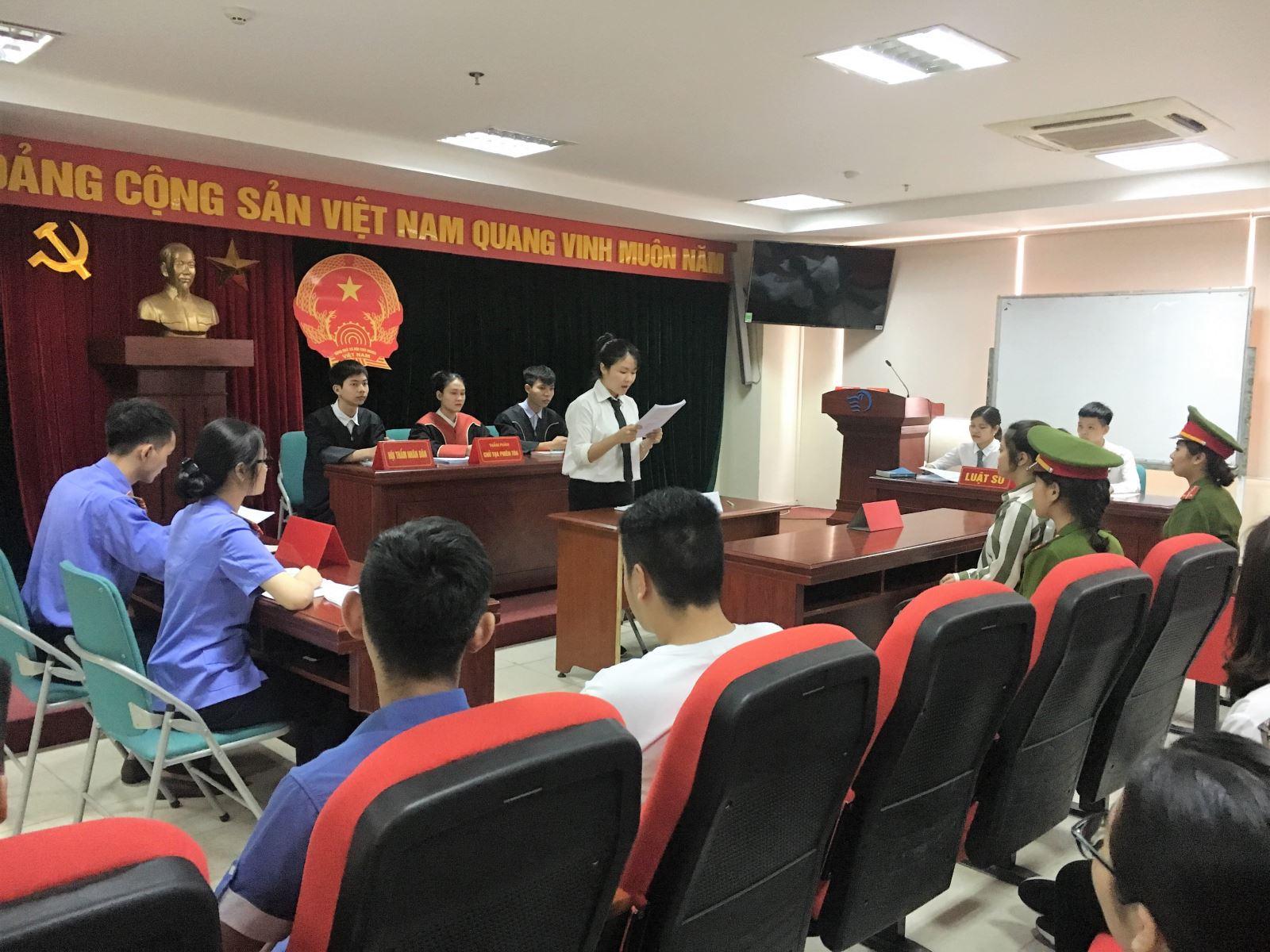 Khoa Luật, Học viện Phụ nữ Việt nam và cơ hội việc làm đối với  những người hành nghề luật