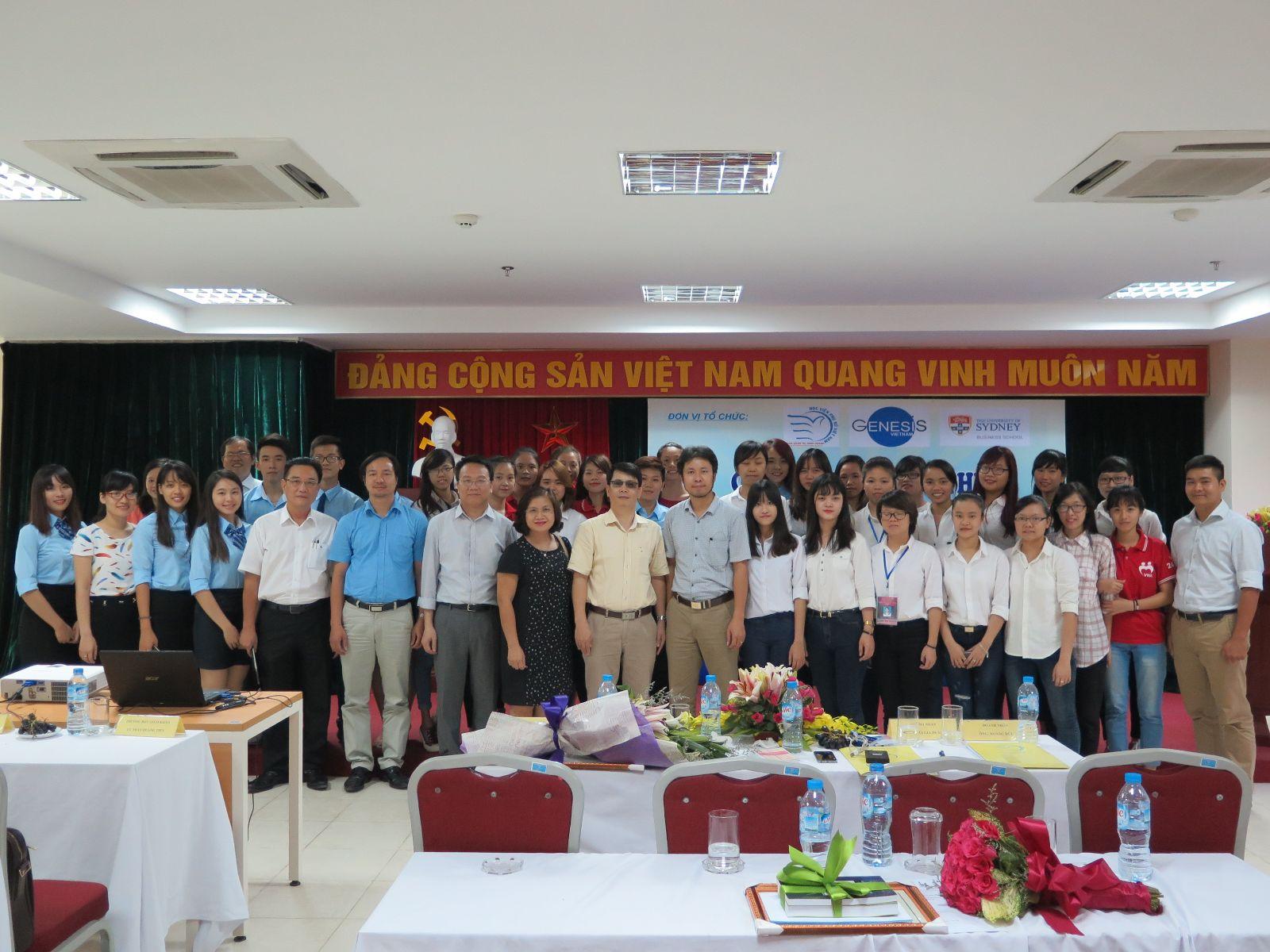 Chương trình đào tạo cử nhân chính quy ngành QTKD tại Học viện Phụ nữ Việt Nam