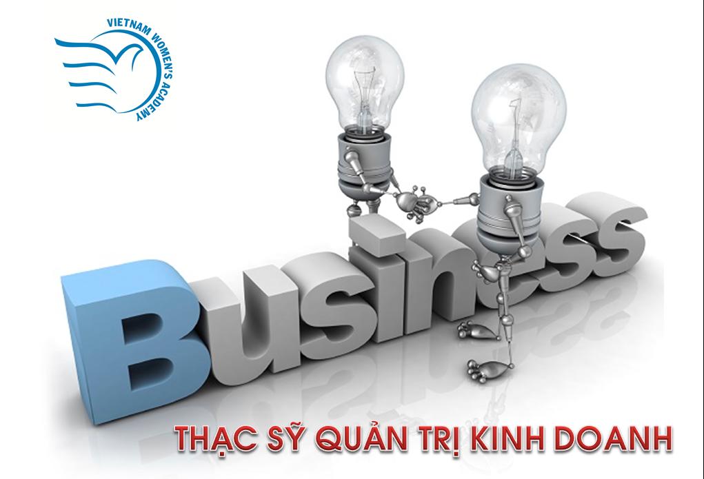 Học viện Phụ nữ Việt Nam công bố chuẩn đầu ra, chương trình đào tạo thạc sĩ ngành Quản trị kinh doanh