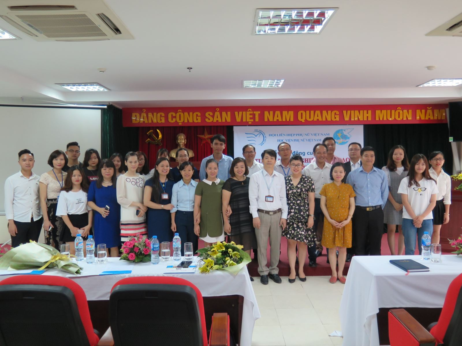 Học viện Phụ nữ Việt Nam phát động cuộc thi: Ý tưởng khởi nghiệp sáng tạo dành cho nữ sinh viên 2018.