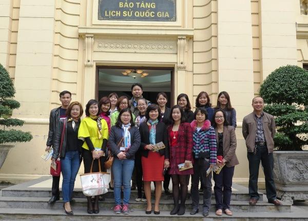 Bảo tàng cách mạng Việt Nam –  Nơi ghi dấu những cuộc kháng chiến trường kỳ của dân tộc