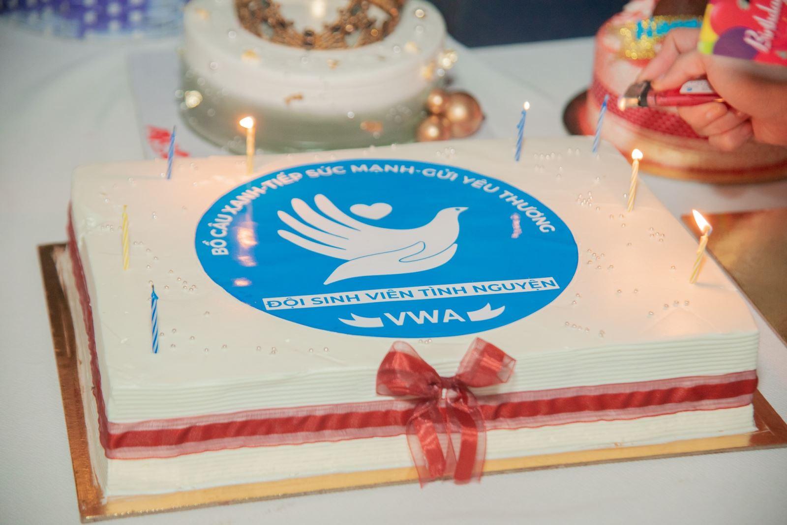 Kỉ niệm 7 năm thành lập Đội Sinh viên tình nguyện Học viện Phụ nữ Việt Nam