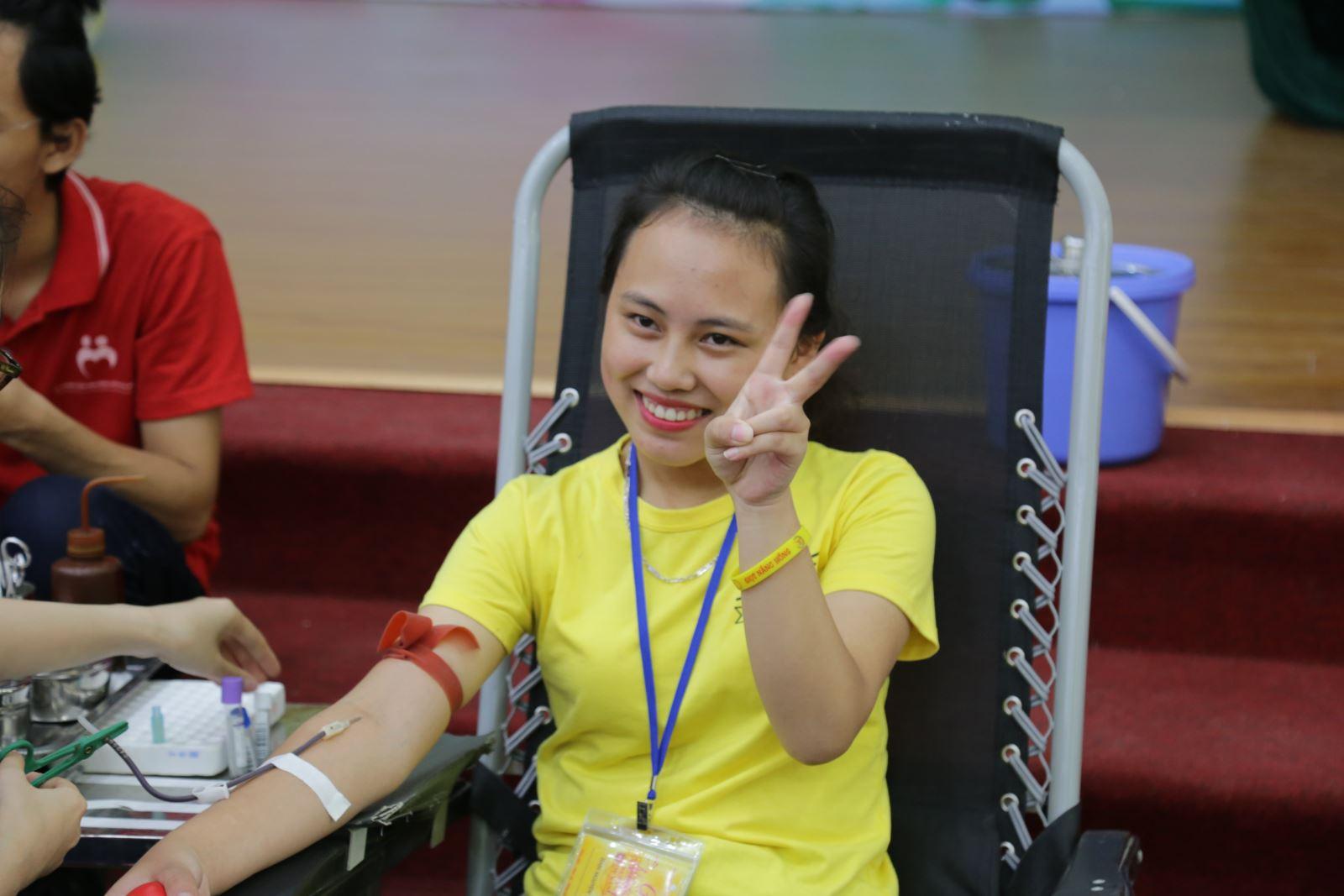 Đoàn Thanh niên Học viện Phụ nữ Việt Nam tổ chức chương trình hiến máu Giọt nắng hồng lần thứ 6