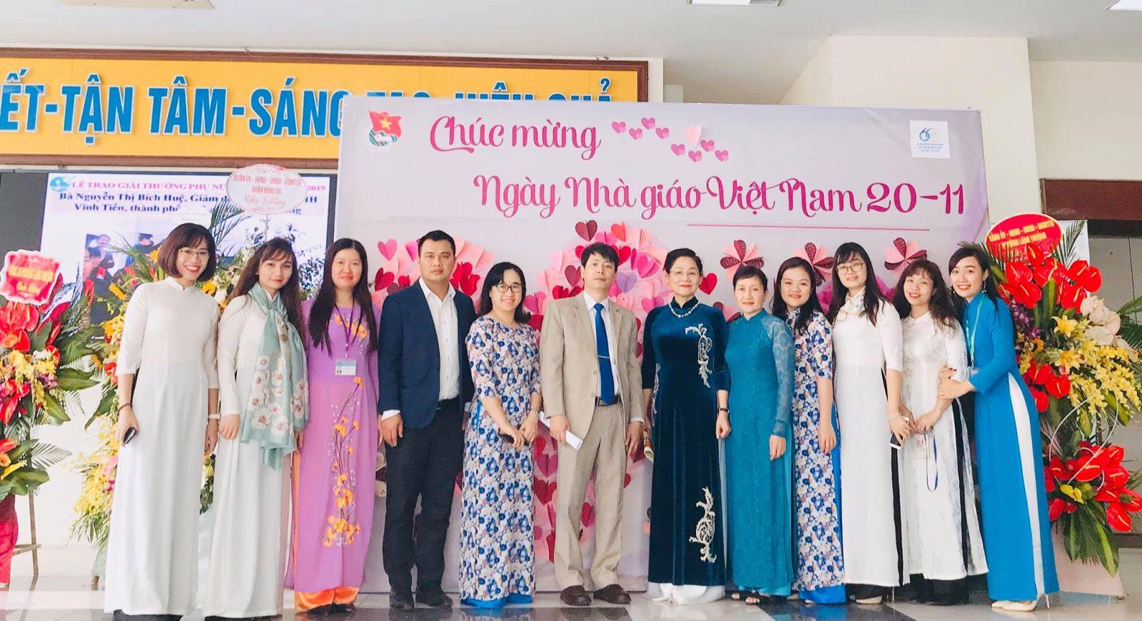 Học viện Phụ nữ Việt Nam tổ chức kỷ niệm ngày Nhà giáo Việt Nam 20/11