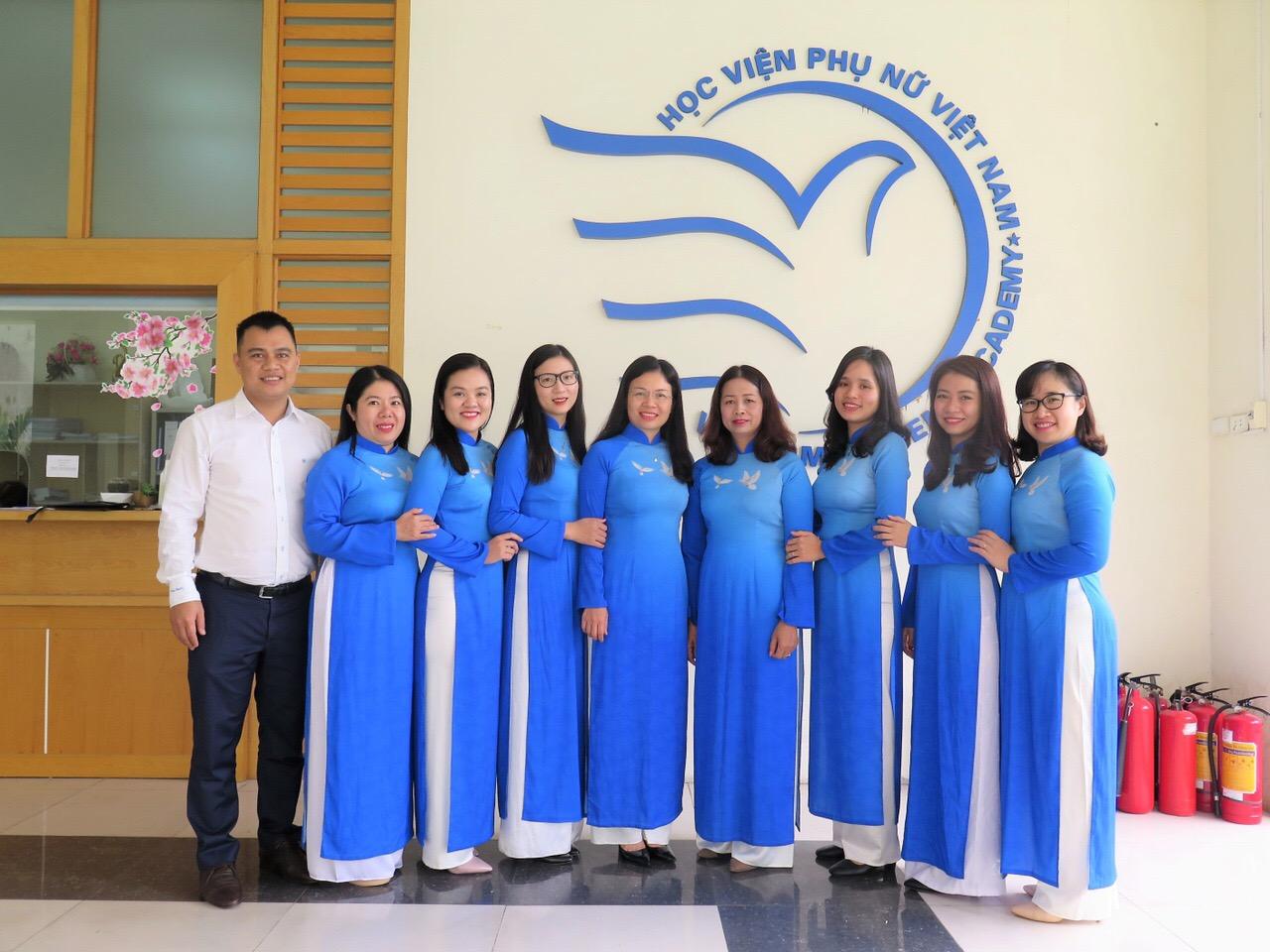 Giới thiệu về khoa CTXH, Học viện Phụ nữ Việt Nam