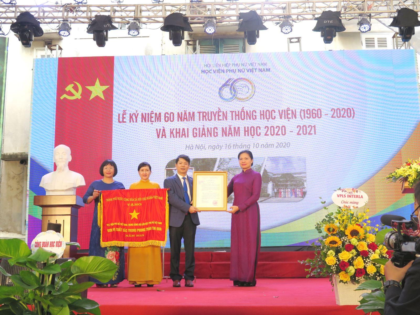 Mục tiêu phát triển của Học viện Phụ nữ Việt Nam giai đoạn 2021 - 2025