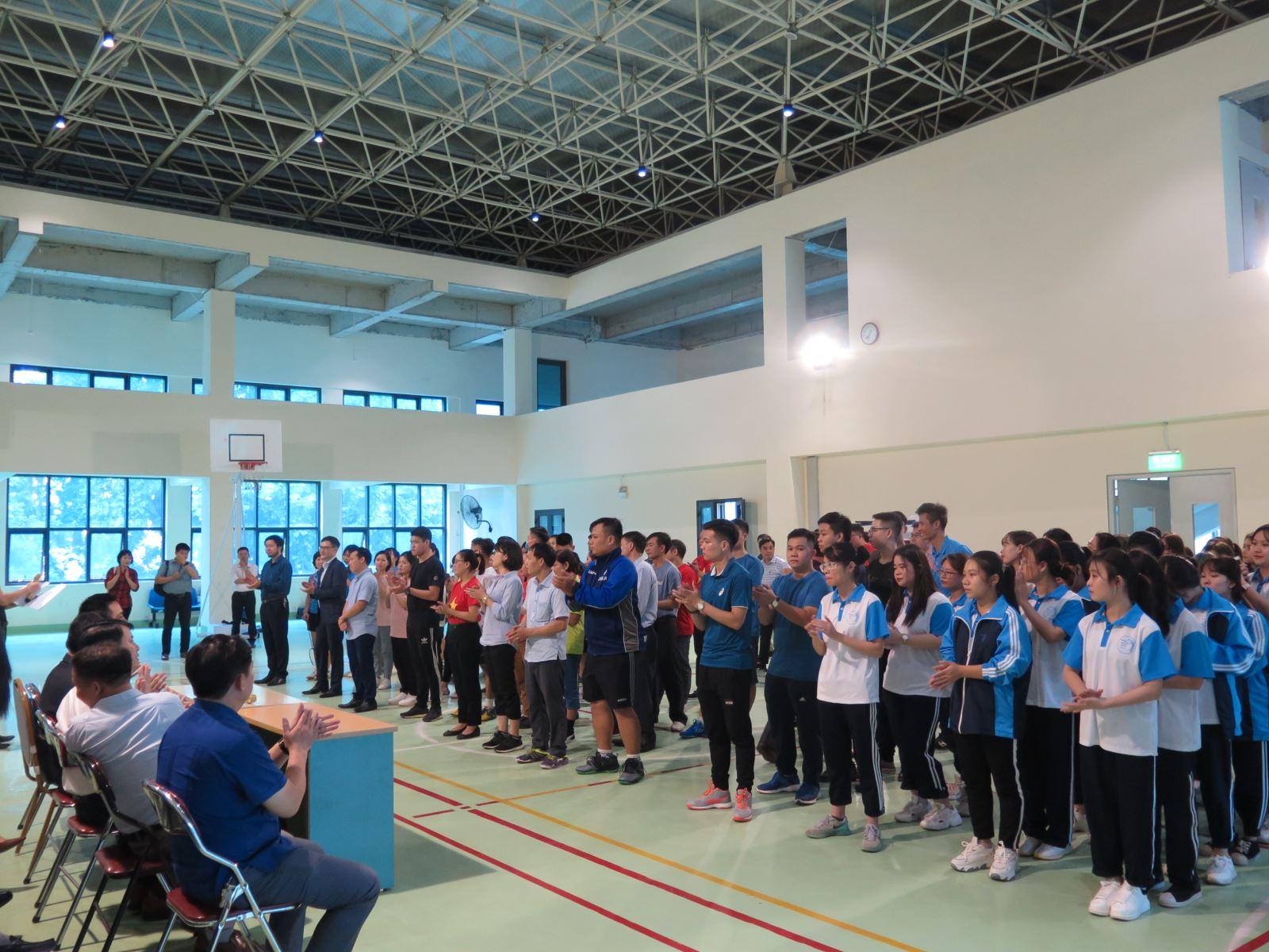 Hội thao giao lưu giữa các trường thuộc Cụm thi đua số 10