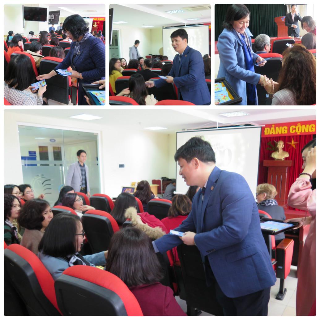 Học viện Phụ nữ Việt Nam tổ chức gặp mặt đầu Xuân Canh Tý 2020