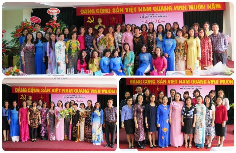 Lễ kỷ niệm Ngày Nhà giáo Việt Nam và trao quyết định bổ nhiệm chức danh Phó giáo sư cho nhà giáo Nguyễn Thị Thu Hà