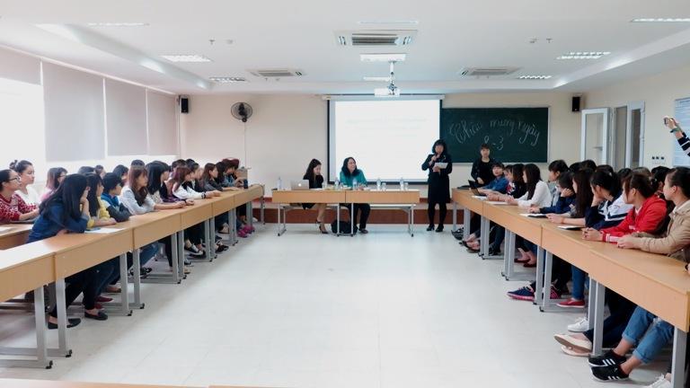 Tọa đàm với TS.Donna Doane – Chuyên gia ngành Giới & Phát triển của Học viện Công nghệ Châu Á – AIT