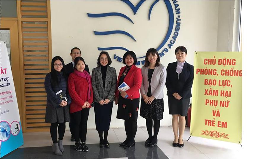 Tổng hợp hoạt động Hợp tác quốc tế tháng 12/2018