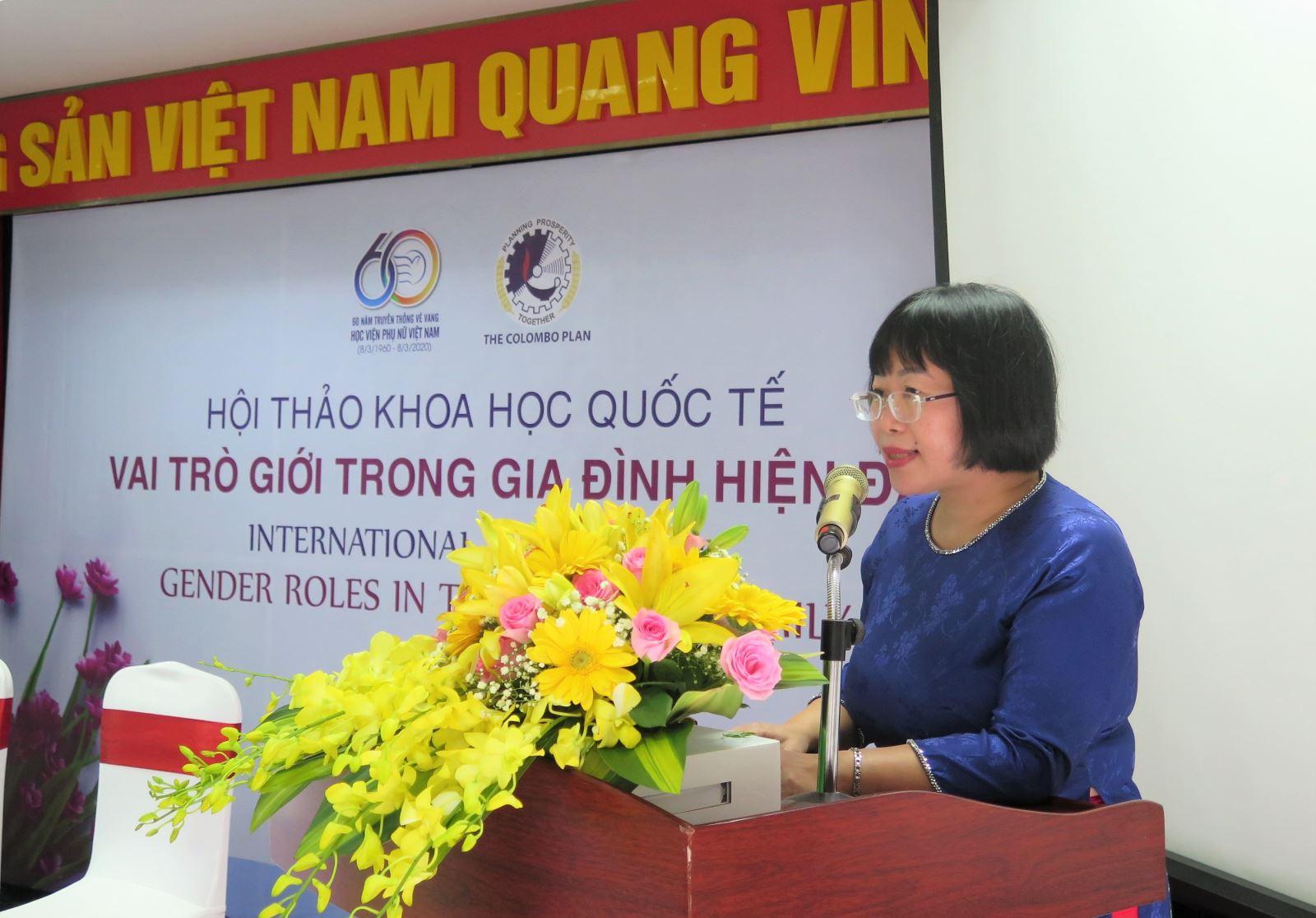 TS.Dương Kim Anh: Cần nỗ lực lấp đầy khoảng trống Giới trong nghiên cứu