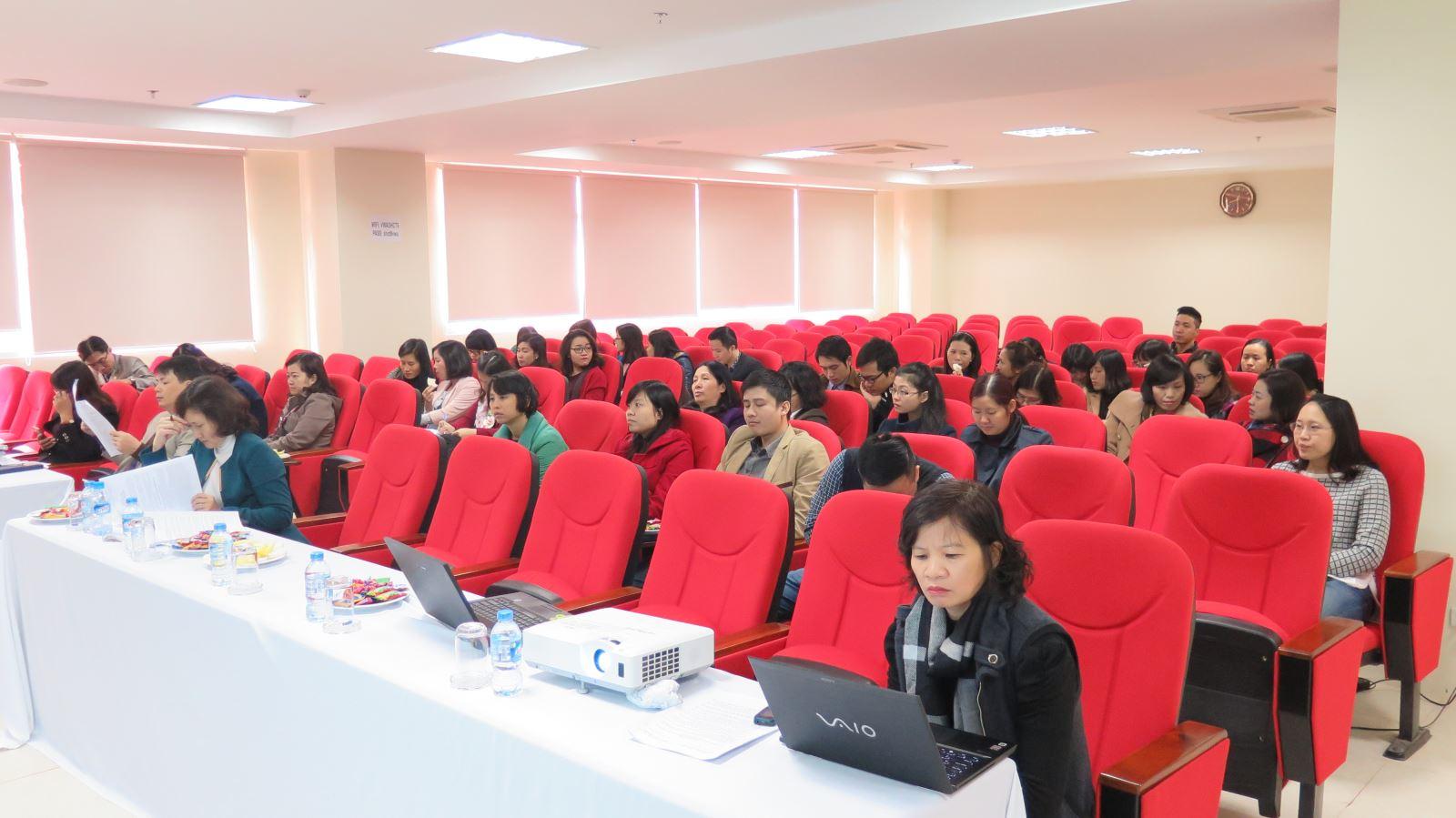 """Học viện Phụ nữ Việt Nam tổ chức hội thảo quốc tế """"Giới trong phát triển kinh tế bền vững"""""""