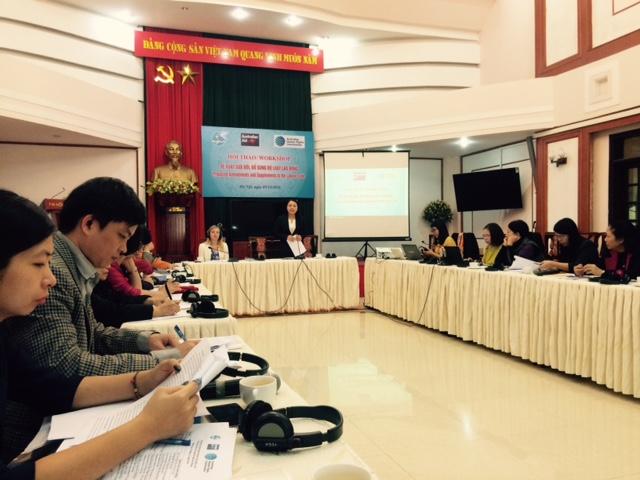 Hội thảo tham vấn: Đề xuất sửa đổi, bổ sung Bộ luật lao động