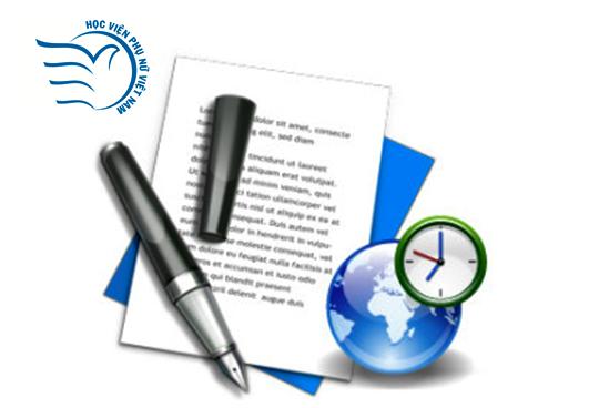 Thông báo kết quả xét duyệt đề tài nghiên cứu khoa học của sinh viên