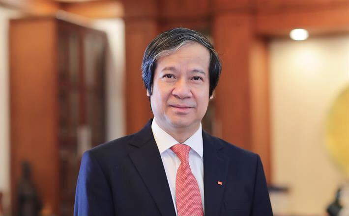 Quốc hội bầu đồng chí Nguyễn Kim Sơn làm Bộ trưởng Bộ Giáo dục và Đào tạo