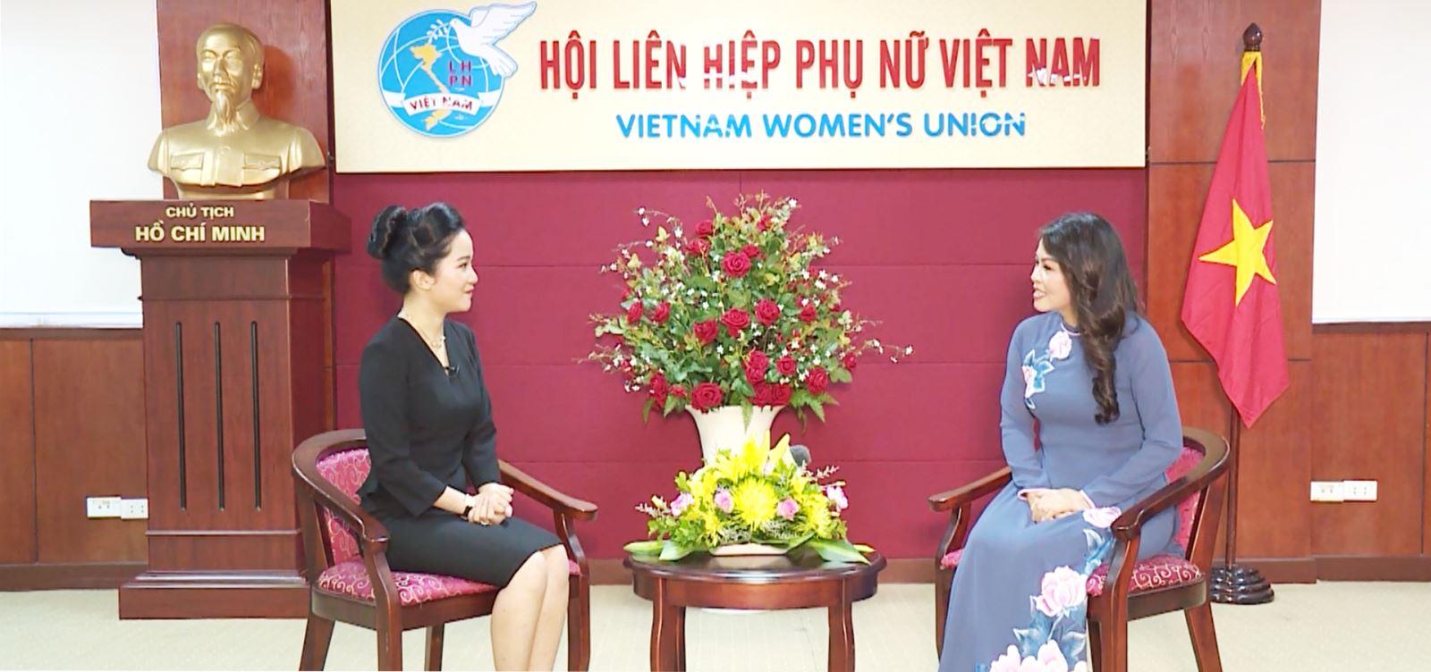 Phát huy nội lực của phụ nữ trong hội nhập quốc tế
