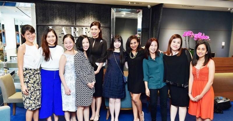 Tăng cường sự hiện diện của phụ nữ trong các vị trí lãnh đạo ở Singapore